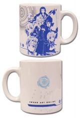 Sword Art Online Group 12oz Mug