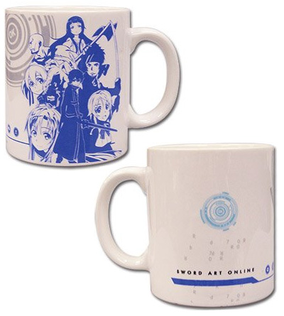 Sword Art Online: Group Mug