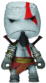 Little Big Planet: Kratos Sackboy Figure