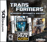 Transformers: Ultimate Autobots Edition