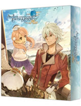 Atelier Escha and Logy Plus: Alchemists of the Dusk Sky Limited Ed
