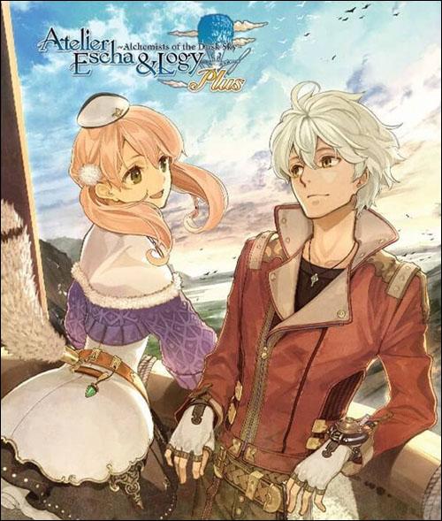 Atelier Escha and Logy Plus: Alchemists of the Dusk Sky Limited Ed