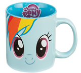 My Little Pony 12oz Ceramic Mug Dash