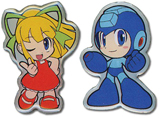 Mega Man Powered Up: Mega Man and Roll Pin Set