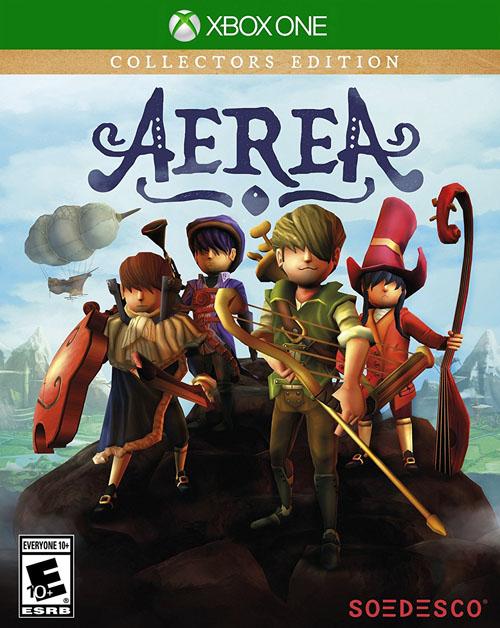 AereA: Collector's Edition