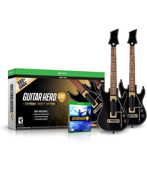 Guitar Hero Live: Supreme Party Edition