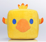 Final Fantasy Chocobo Square Cushion
