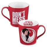 Star Wars Princess Leia 12 oz Ceramic Mug