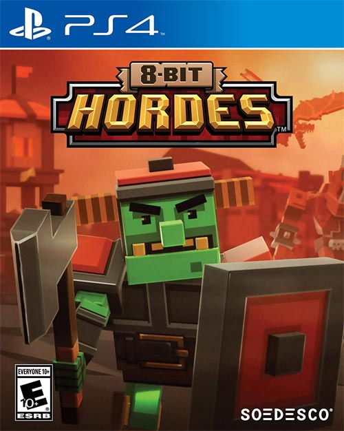 8 Bit Hordes