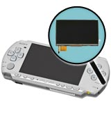 PlayStation Portable 3000 Repairs: LCD Screen Replacement Service
