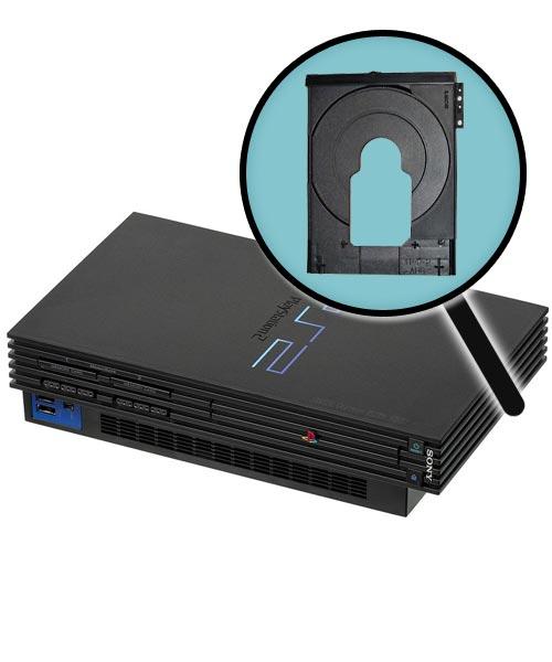 PlayStation 2 Repairs: Disc Drive Repair Service
