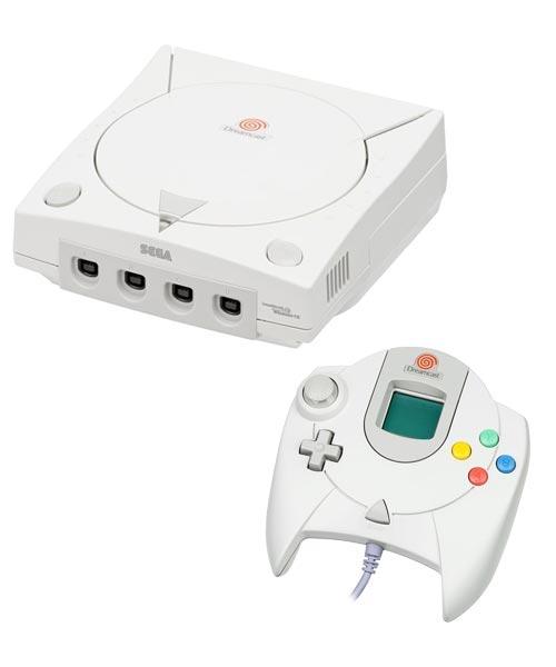 Sega Dreamcast Universal Refurbished System -  Grade A