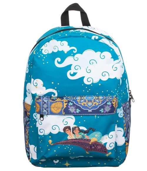 Disney's Aladdin Sublimated Print Backpack