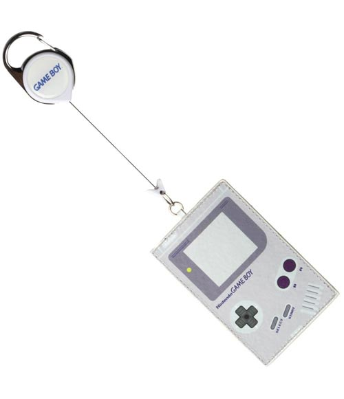 Nintendo Game Boy Retractable Lanyard