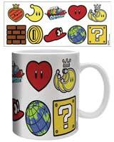 Super Mario Odyssey Icons 11oz Mug