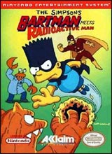 Simpsons: Bartman Meets Radioactive Man
