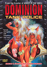 Dominion Tank Police: Parts 1&2 DVD