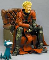 Trigun: Vash the Stampede PVC Statue