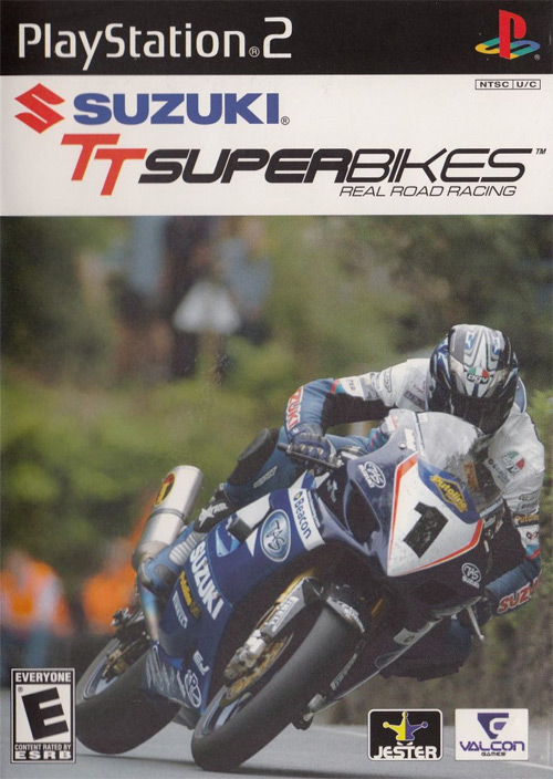 Suzuki TT Superbikes: Real Road Racing