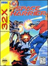 Space Harrier / 32X