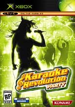 Karaoke Revolution Party Bundle w/ Mic
