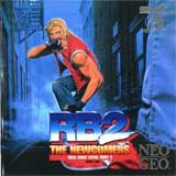 Real Bout Fatal Fury 2: The Newcomers Neo Geo CD