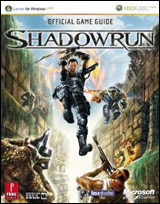 Shadowrun Official Strategy Guide