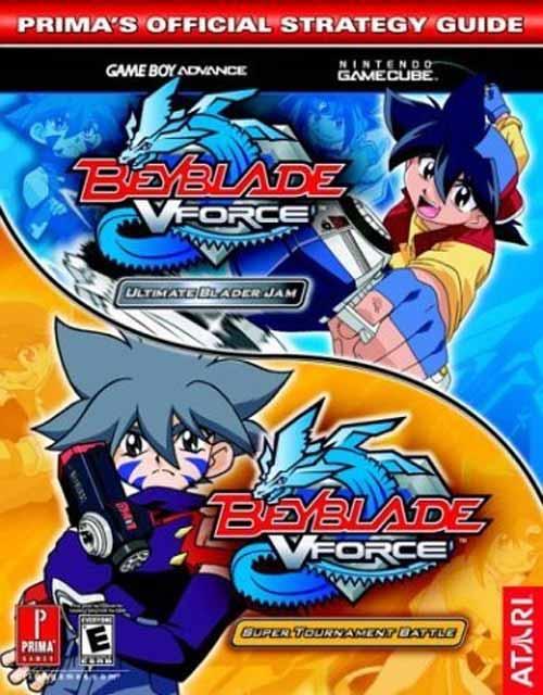 Beyblade: Super Tournament Battle Ultimate Blader Jam Official Guide