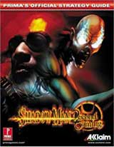 Shadow Man 2: Second Coming Official Strategy Guide Book