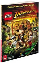 LEGO Indiana Jones: The Original Adventures Official Strategy Guide