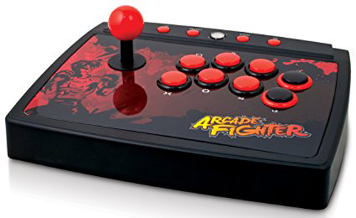 PS3 Arcade Fighter Stick by DreamGear