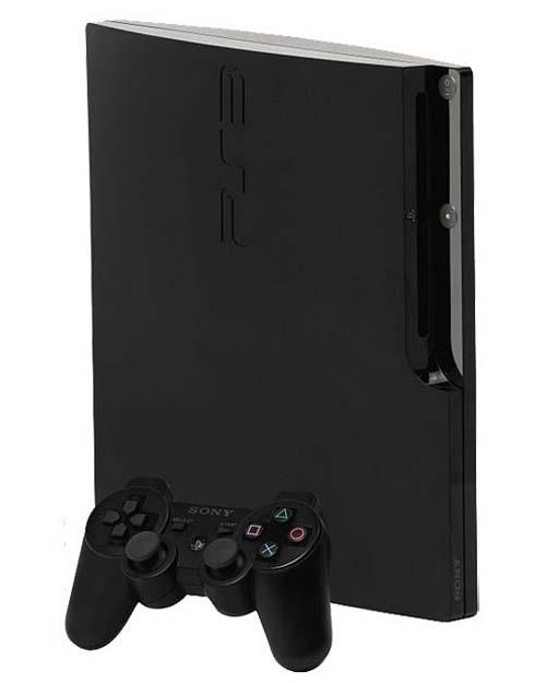 Sony PlayStation 3 Slim 250GB System Trade-In
