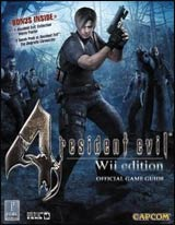 Resident Evil 4 Wii Edition Official Game Guide