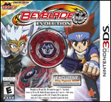 Beyblade: Evolution Collector's Edition with Wing Pegasus