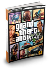 Grand Theft Auto V Official Strategy Guide