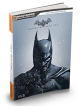 Batman Arkham Origins Official Strategy Guide