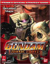 Mobile Suit Gundam: Zeonic Front Official Strategy Guide