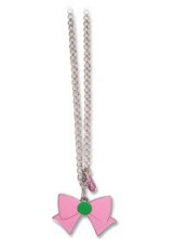 Sailor Moon Sailor Jupiter Ribbon Necklace