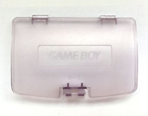 Game Boy Color Battery (Cover Clear Purple)