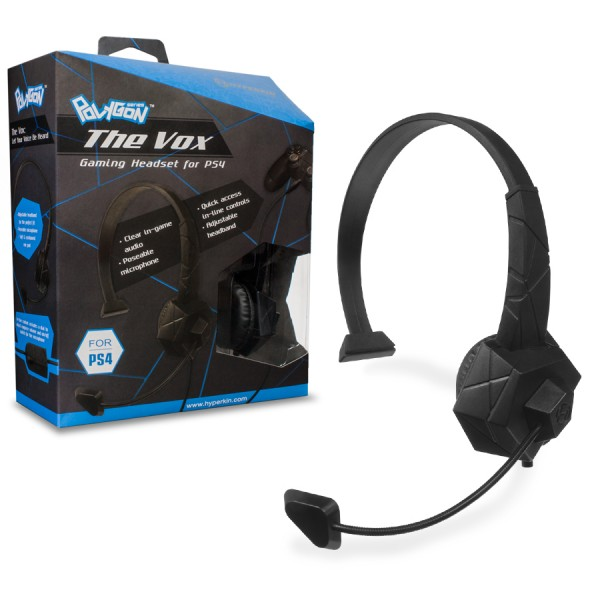 PlayStation 4 The Vox: Polygon Gaming Headset