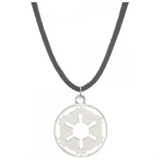 Star Wars Galatic Empire Cutout Necklace