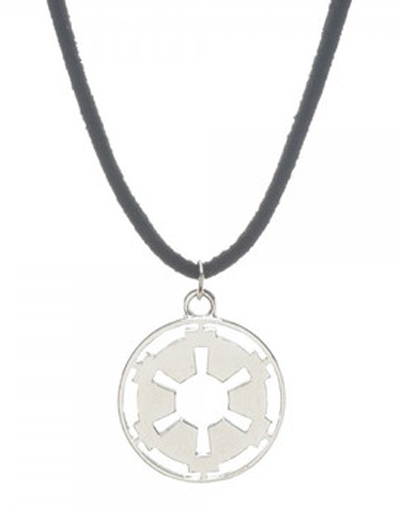 Star Wars Galatic Cord Necklace