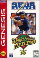 World Series Baseball '96