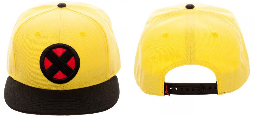 X-Men Wolverine Yellow Snapback