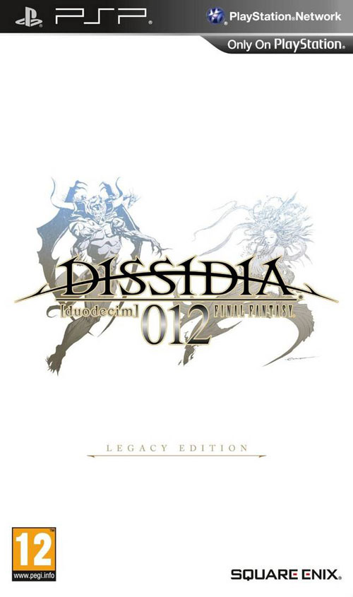 Dissidia 012: Duodecim Final Fantasy Legacy Edition