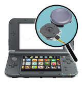 3DS XL Repairs: Analog Stick & Circle Pad Replacement Service