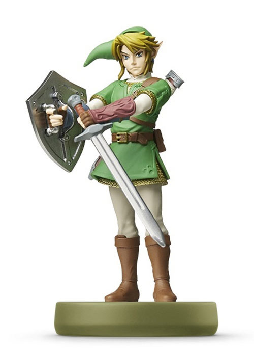amiibo Link Twilight Princess Zelda