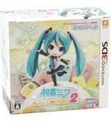 Hatsune Miku: Project Mirai 2 Puchi Puku Pack