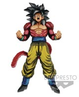 Dragon Ball GT Super Master Stars Piece: Super Saiyan 4 Son Goku Manga Dimensions Figure