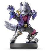 amiibo Wolf Super Smash Bros.